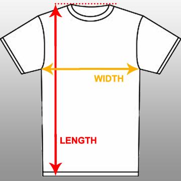 Male Light Up Shirt