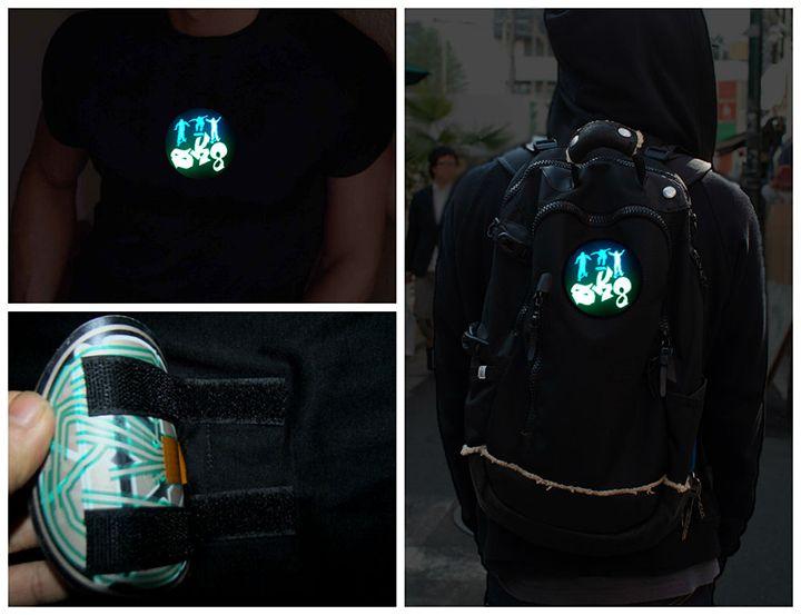 Light Up Backpack