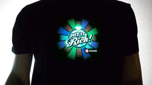 Casino Custom Shirt Example
