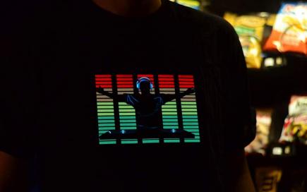 Equalizer Tshirt