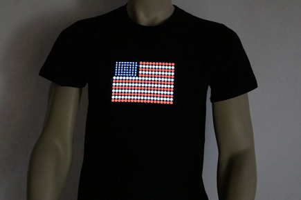 American Flag on