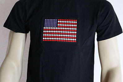 American Flag Equalizer Shirt