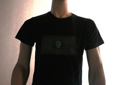 Cool V for Vendetta Shirt