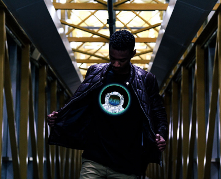 Astro Rock LED Shirt