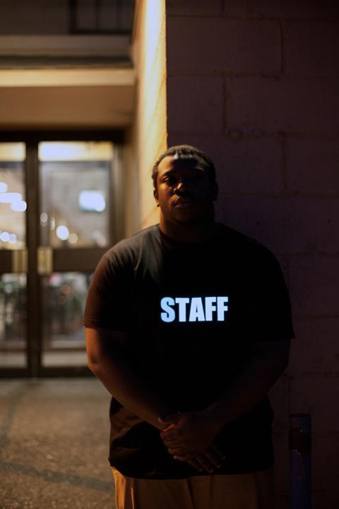 Staff LED Tee