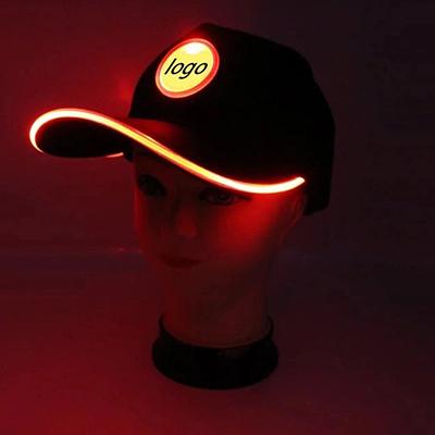 Custom Light Up Hat Your Logo