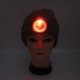 another sample of LED beanie hat