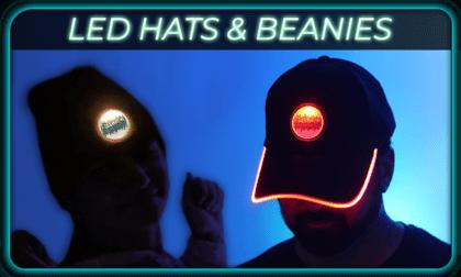 LED Hat Product Image