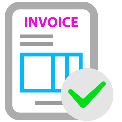 Pay Invoice Icon