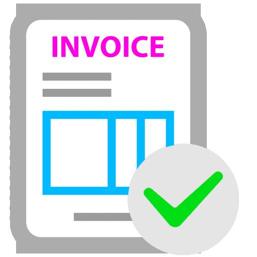 Pay Invoice Icon